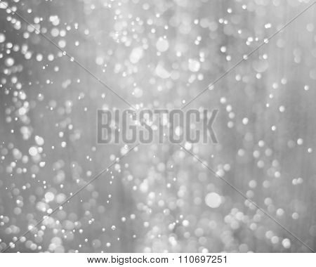 blurred background snow for your design