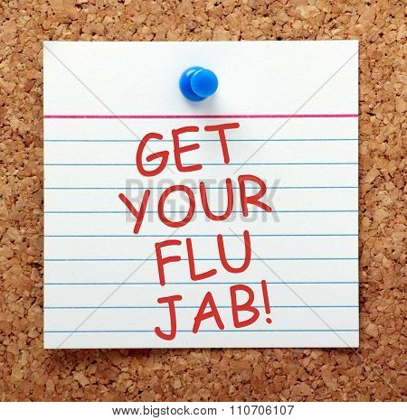 Get Your Flu Jab