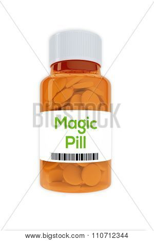 Magic Pill Concept