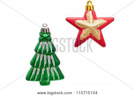 Fir Tree And Star