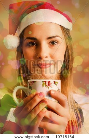 Hot Drinks At Christmas