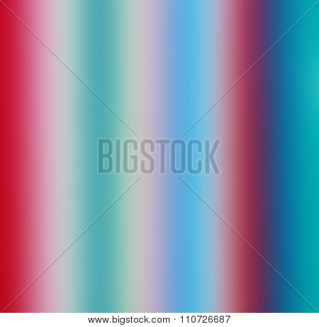 Rainbow Colorful Blurred Background . Abstract Stripes .