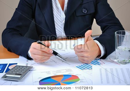 Workplace businessman