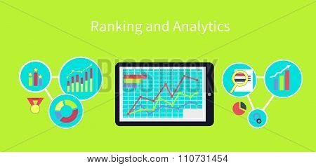Ranking and Analytics Design Concept