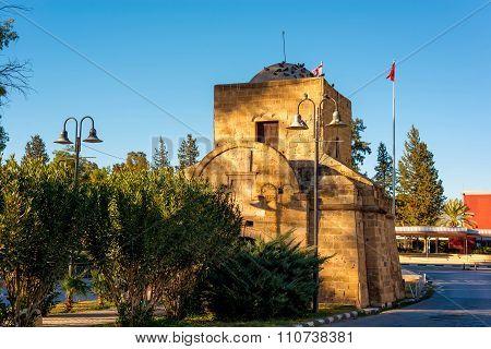 Kyrenia Gate (girne Kapisi). Nicosia, Cyprus