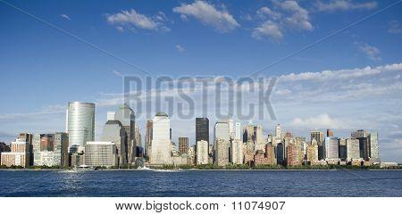 New York City Downtown
