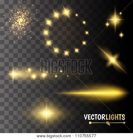 Vector Light Effects