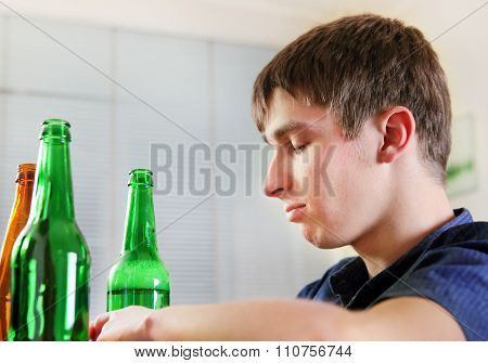 Young Man With The Beer