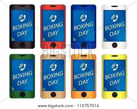 Boxing Day Best Buy Deal Shopping Promotion