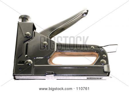Isolated Staple Gun