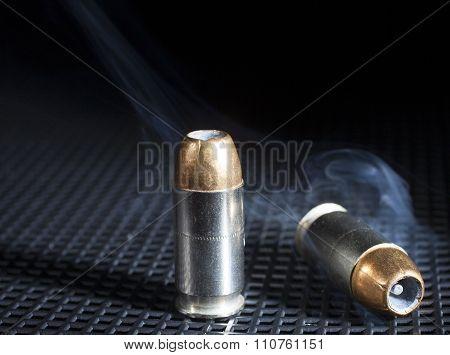 Smoking Ammo