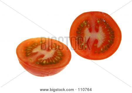 Cut Tomato