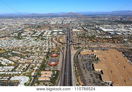 Interstate 10 & 60 Interchange