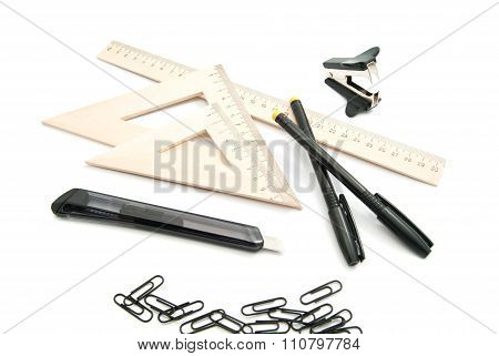 Staple Remover, Pens And Other Stationery