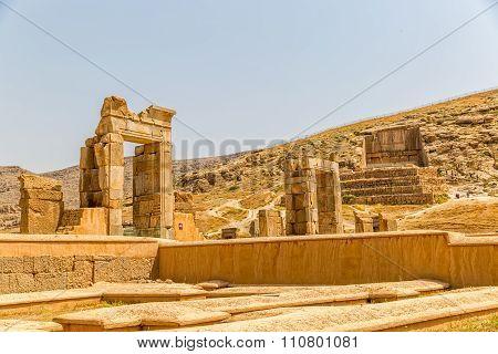 Ruins of Persepolis
