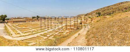 Panorama of Persepolis