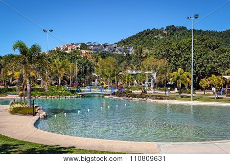 Airlie Beach Waterfront (queensland Australia)