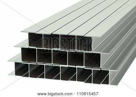 Steel Rolled Metal H-beam