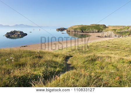 Beach On Llanddwyn Island, Anglesey