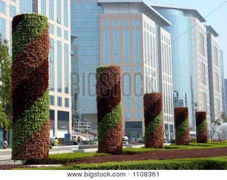 Office Building And Business Center