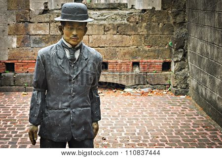Jose Rizal, Philippine National Hero Statue