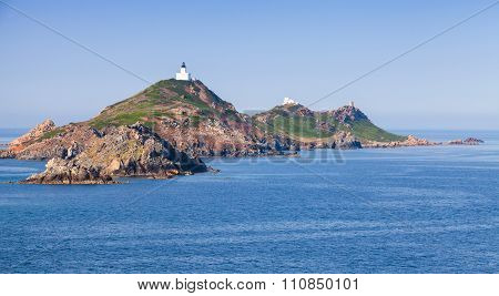 Isles Sanguinaires, Small Archipelago Near Ajaccio
