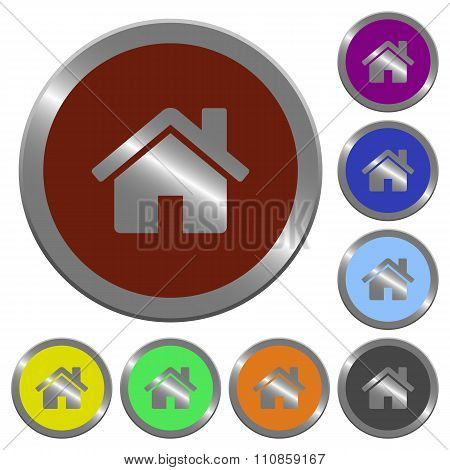 Color Home Buttons