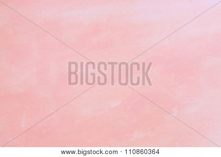 Watercolors - Pink Rose Quartz Pastel Tones On Textured Paper - Abstract Background