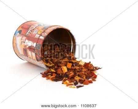 Tea And Sheet Container