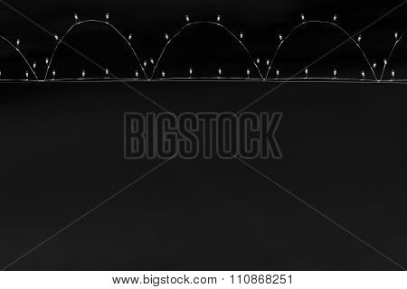 Abstract Light Decor