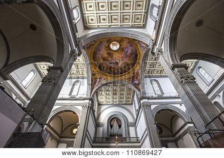 Basilica San Lorenzo, Florence, Italy