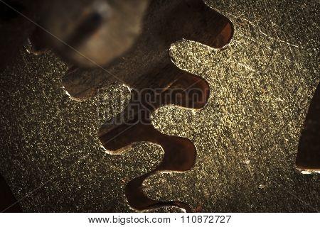 Gear Mechanism 5454