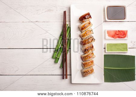 Roll Sushi Dragon