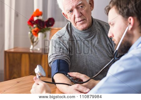 Senior With Hypertension