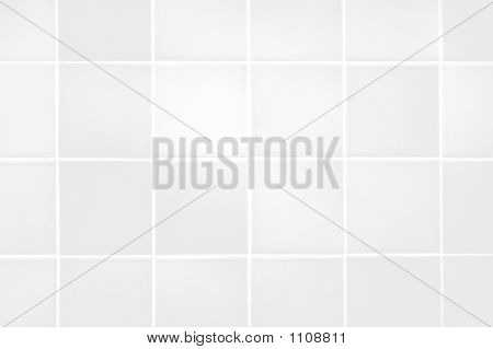 Off White Tile Background