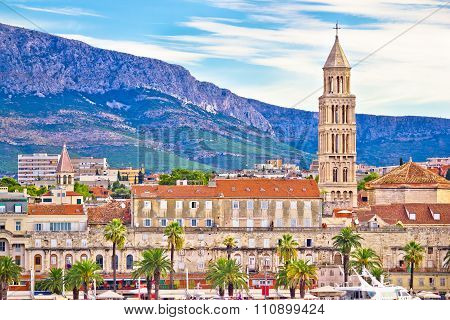 Historic Split Architecture Waterfront View