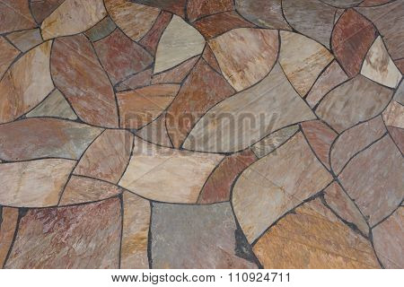 Granite Tile Floor