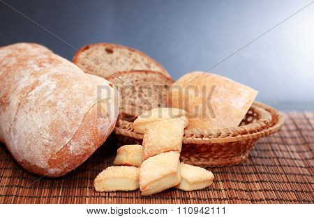 Bread On Dark