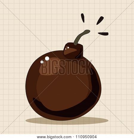 Bomb Theme Elements Vector,eps