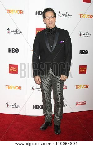 LOS ANGELES - DEC 6:  Dan Bucatinsky at the TrevorLIVE Gala at the Hollywood Palladium on December 6, 2015 in Los Angeles, CA