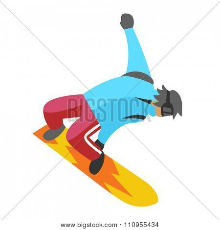 Snowboarder jumping pose isolated on background. Snowboard people tricks. Snowboarder tricks. Special snowboard tricks isolated silhouette. Snowboard tricks illustration. Snowboarder jumping