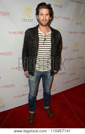 LOS ANGELES - DEC 3:  Johnny Whitworth at the The Beauty Book For Brain Cancer Edition Two Launch Party at the Le Jardin on December 3, 2015 in Los Angeles, CA