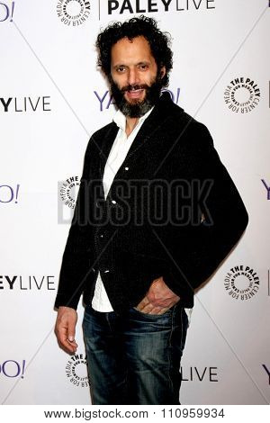 LOS ANGELES - DEC 8:  Jason Mantzoukas at the PaleyLive LA -  The League - A Fond Farwell at the Paley Center For Media on December 8, 2015 in Beverly Hills, CA