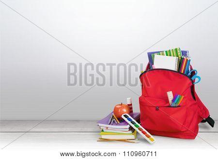 Backpack.