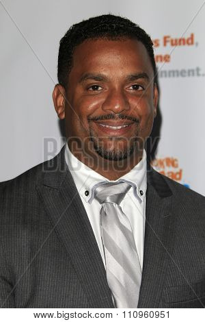LOS ANGELES - DEC 3:  Alfonso Ribeiro at the The Actors Fund�¢??s Looking Ahead Awards at the Taglyan Complex on December 3, 2015 in Los Angeles, CA