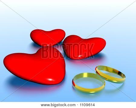 Valentine Hearts, Urlaub Liebe.