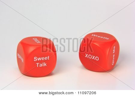 dice of love