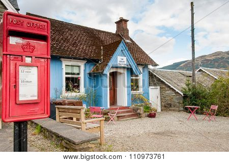 The Library Tearoom, Balquhidder