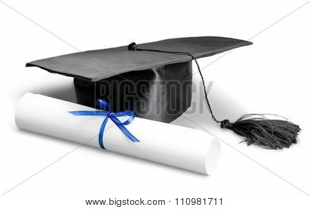 Mortar Board.