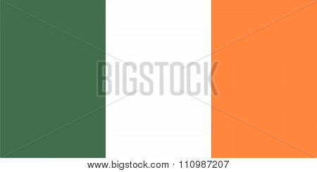 Standard Proportions For Ireland Flag